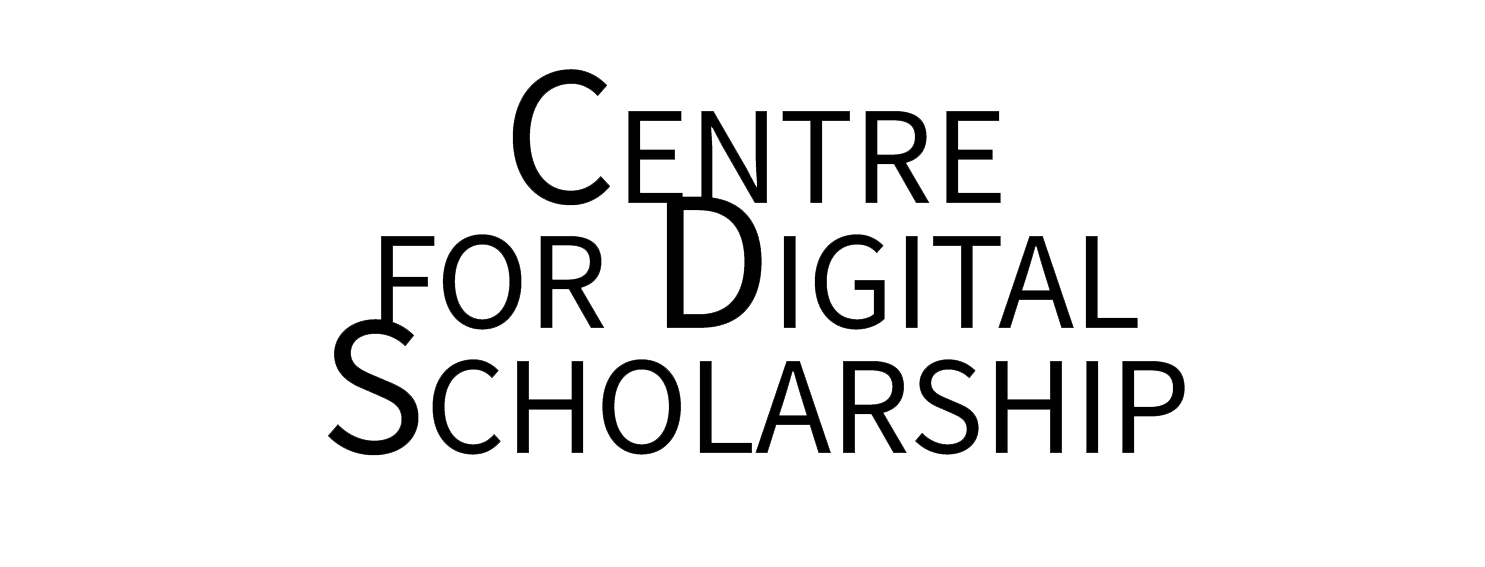 Centre for Digital Scholarship logo
